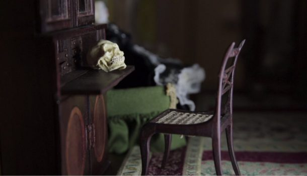 Still from the Small Stories trailer (C)V&A Museum, London