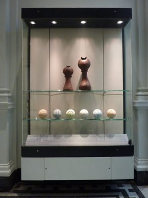 New display at the Korean Gallery