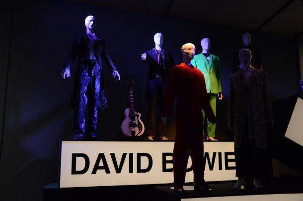 David Bowie in Paris © Philharmonie de Paris / Charles d'Herouville