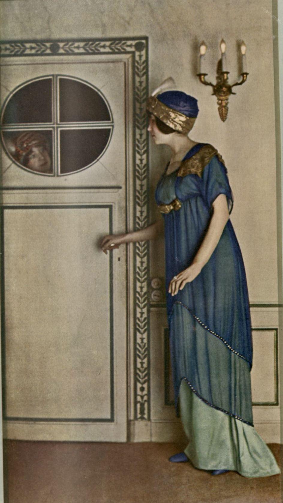 Cheap Paul Poirets Blue Gown Art Et Decoration Nal Ppa Victoria And With Arts  Et Dcoration