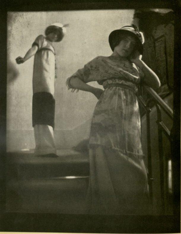 Photograph by Edward Steichen Art et Decoration, April 1911 NAL PP.45.A ©Victoria and Albert Museum