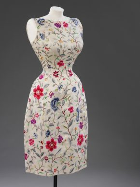 Evening Dress by Balenciaga, 1962