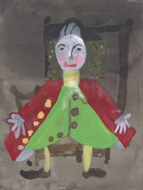 Lisa Trim, Doll, Lord Clapham, 1690 – 1700, Room 54b