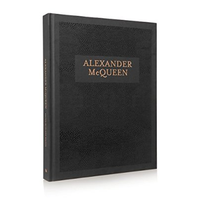 The Alexander McQueen book