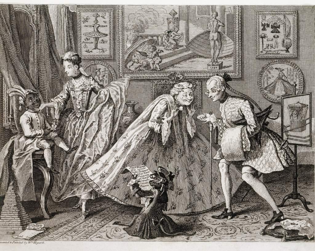 18th century gay erotica