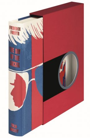 The Day of the Jackal, illustrated by Tatsuro Kiuchi, published by Folio Society