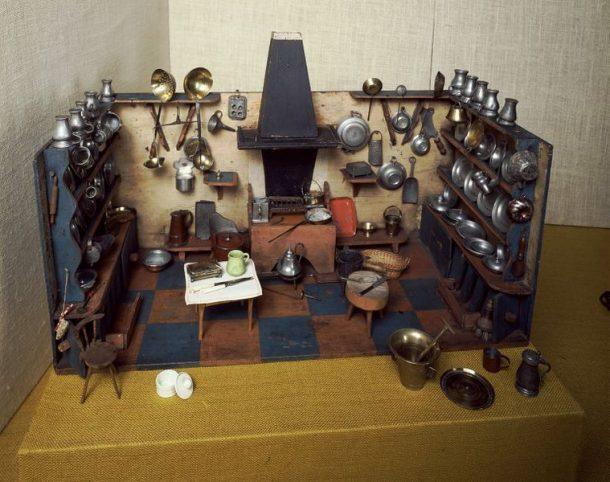 Nurembrg Kitchen, Misc.217-1923. (c) V&A Museum, London