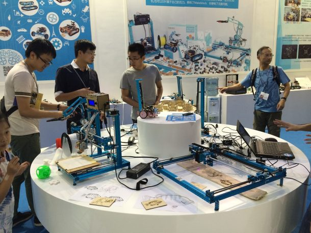 Le Maker stand