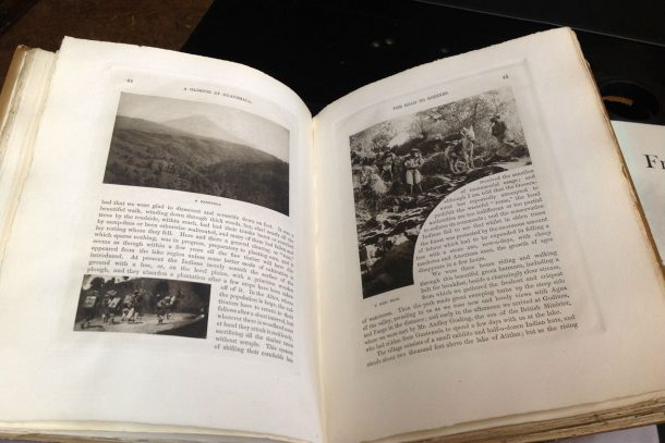 Pages from 'A Glimpse at Guatemala'
