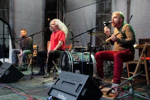 Czech band Ty Syčáci. Photography by Adéla Vosičková