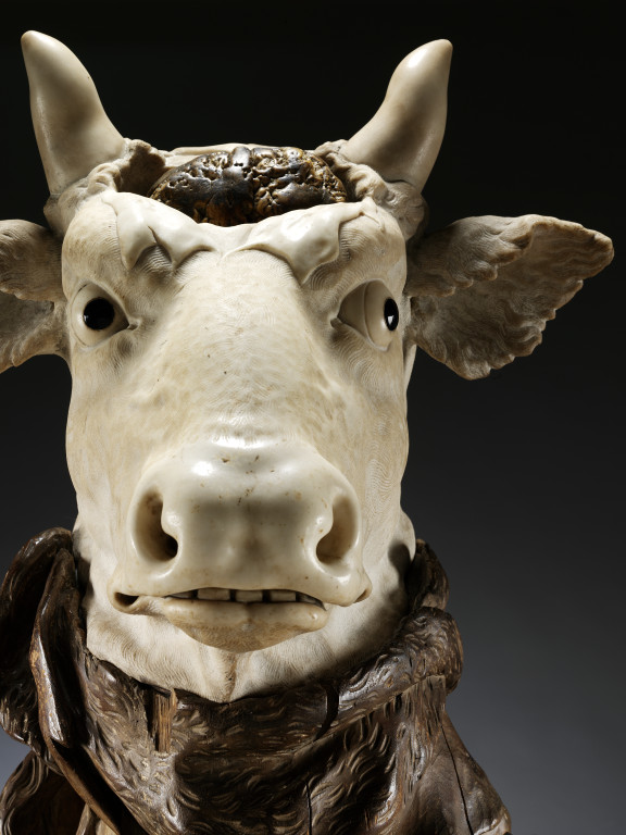The Curious Case of the Ox and its Brain • V&A Blog