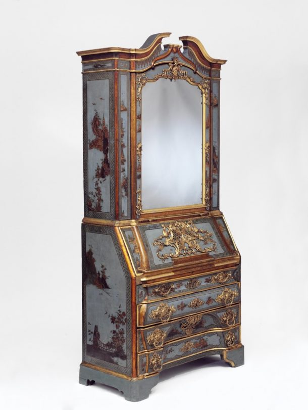 Dresden cabinet ca. 1745-1749, (W.62-1979) © Victoria and Albert Museum, London