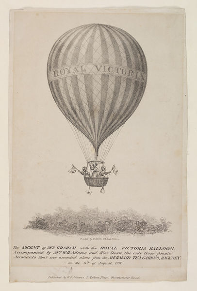Lithograph by W. Clerk, ca. 1837. Museum no. E.4770-1923. © Victoria and Albert Museum.