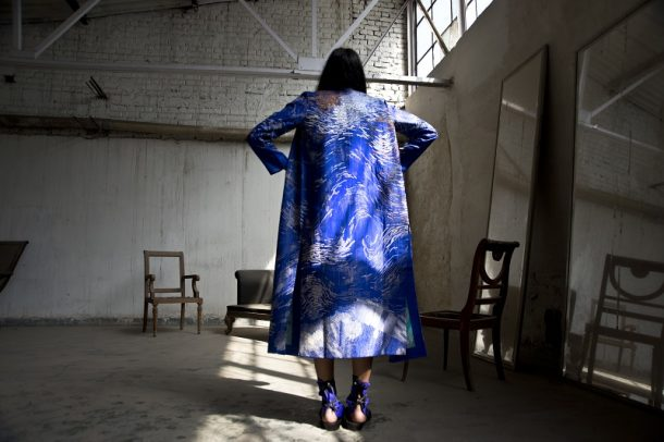 Embroidered Jacket by Swati Kalsi