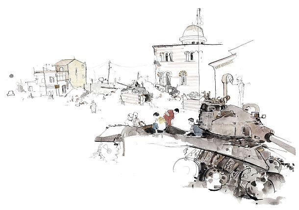2013 Winner Editorial George Butler Syria