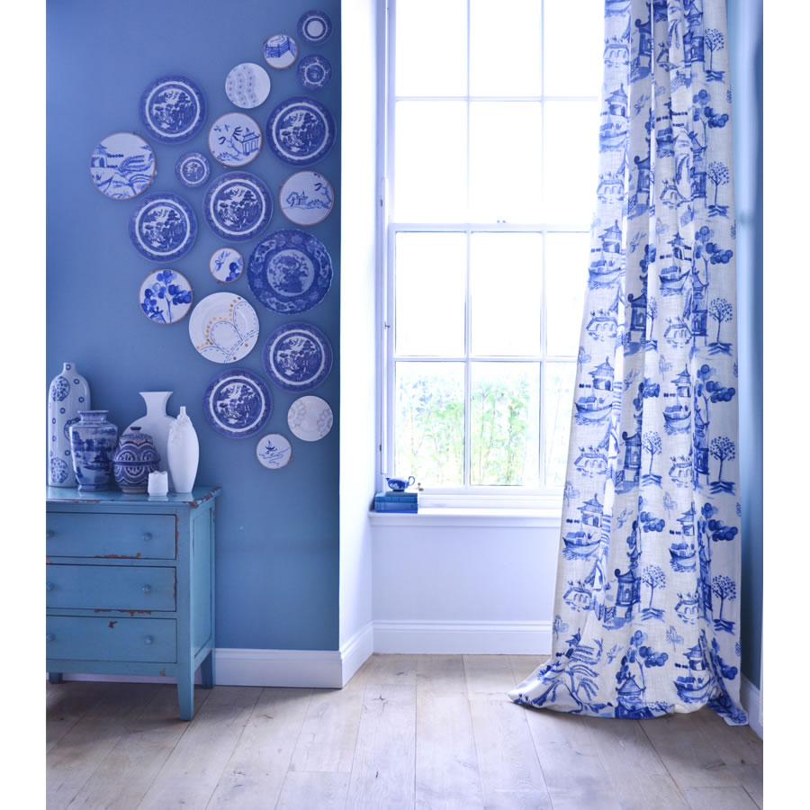 bluebellgray curtains