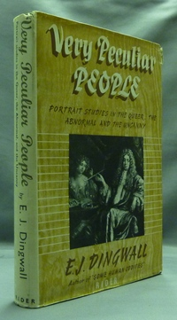 E.J. Dingwall Very Peculiar People, 1950