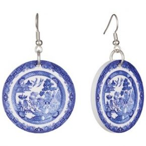 polyvore willow_pattern_drop_earrings