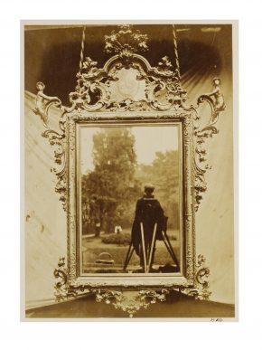 Charles Thurston Thompson - Venetian mirror