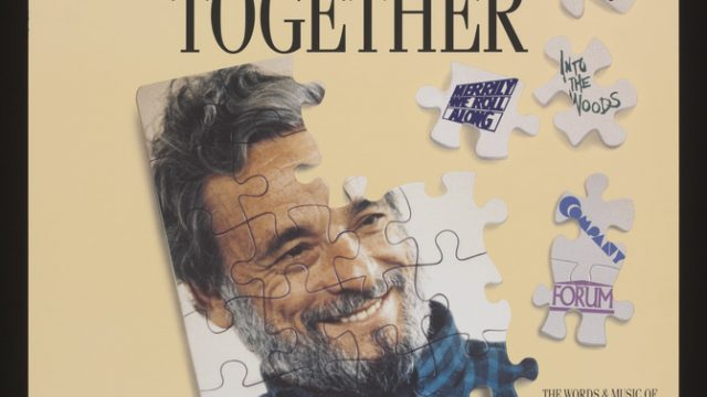 Poster advertising Putting It Together