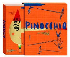 2004 Winner Cover Design Sara Fanelli Pinocchio2