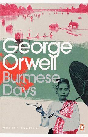 2010 Winner Cover Design Marion Deuchars Burmese Days