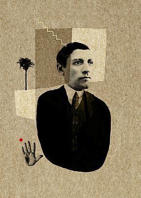 2012 Winner Cover Design Matthew Richardson The Outsider
