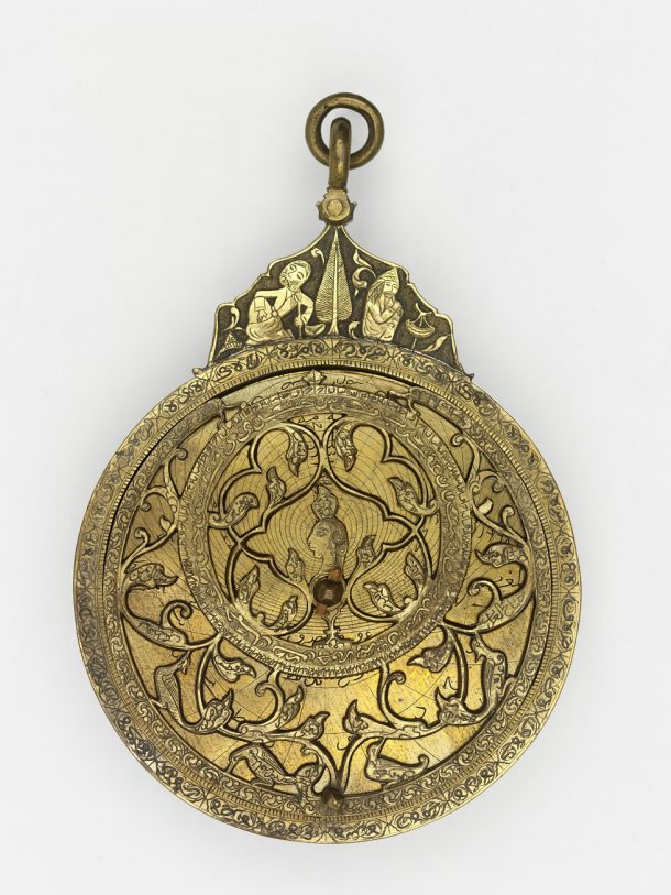 Astrolabe, Iran, 1650-1800