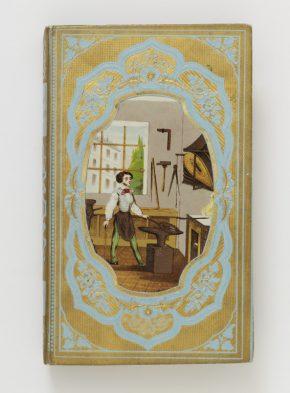 Petite bibliothéque des chroniques de l'histoire de France (Vol.2) / Adolphe Mazure. Published in Paris, 1842. Museum no. L.3640-1972