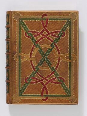 Livre d'heures d'après les manuscrits de la Bibliothèque royale. Published in Paris, 1846. Museum no. 2668-1856.