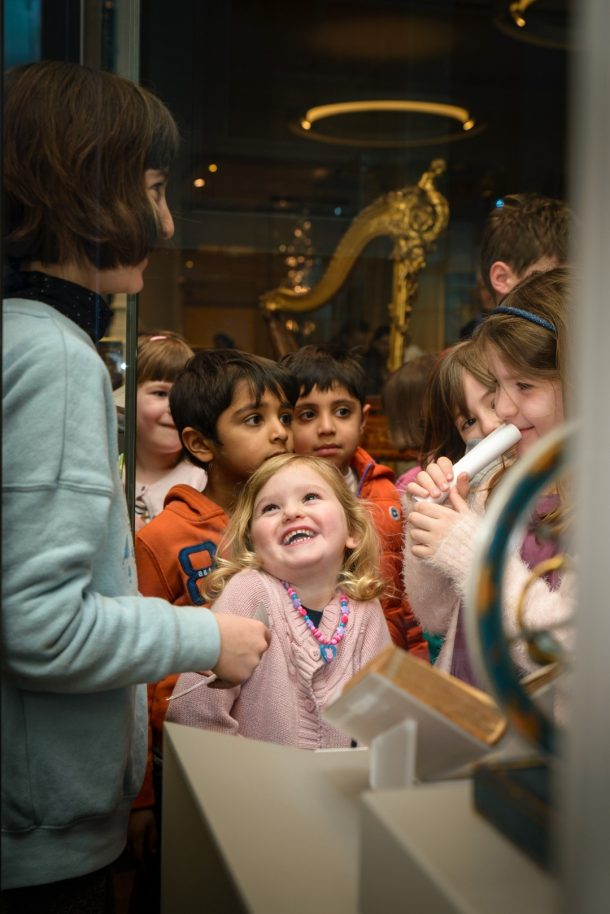 February half-term Family-led tour of Europe Image © V&A