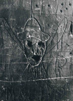 Brassaï, from Graffiti Series VIII: 'Magic, 1933-56. © Estate of Brassaï - RMN