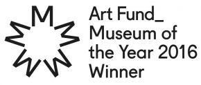 Art Fund Museum of the Year 2016 winner logo