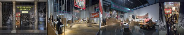 Exhibition Disobedient Objects at the V&A