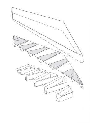 Diagram of oculus construction