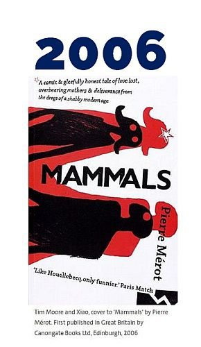 Mammals Tim Moore Xiao 2006