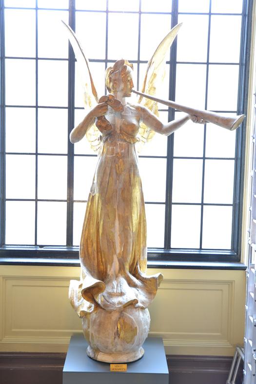 Figure 1 - The Spirit of Gaiety, Hibbert C. Binney, 1904. Museum no. S.2630-1996.