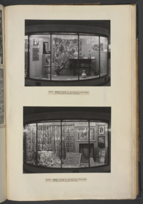 V&A Circulation Department Displays for Loans to Museums & Secondary Schools;
