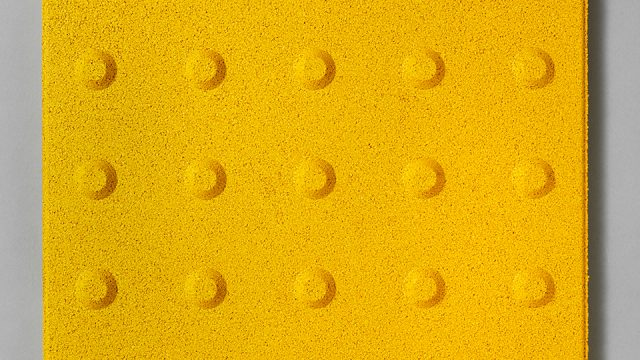 Tactile paving slab