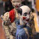 Tiller Clowes Troop puppets