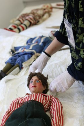 Re-stringing the puppets