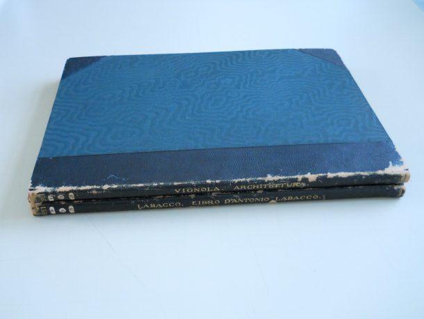 Italian, vellum-bound volume