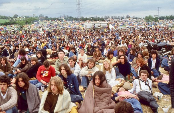 Glastonbury Festival, 1979