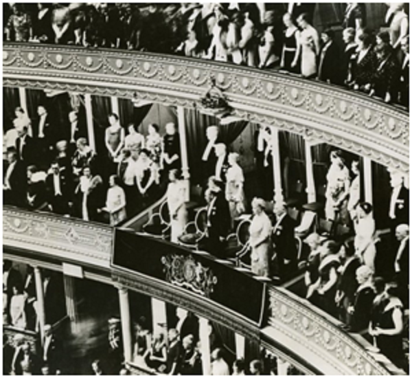 Empire Day Concert by Royal Command on 24 May 1935 in the Presence of Their Majesties KingEmpire Day Concert by Royal Command on 24 May 1935 in the Presence of Their Majesties King George V and Queen Mary