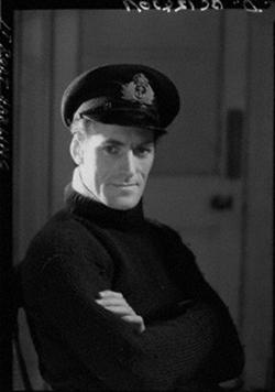 Photograph of Robert Harling