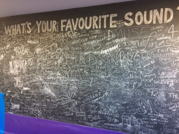 What's Your Favourite Sound?