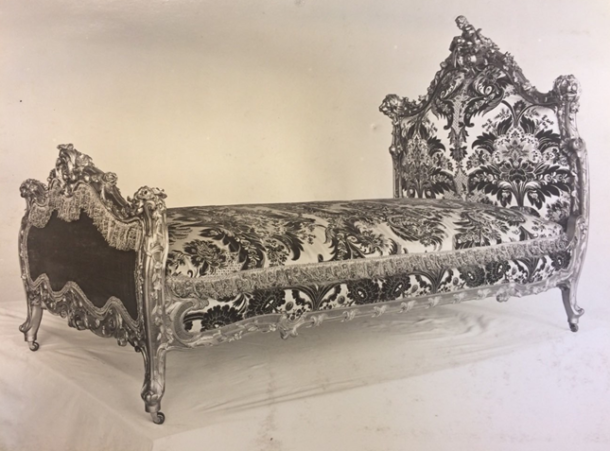 Sofa/State-Bed, Venetian Late 18th century