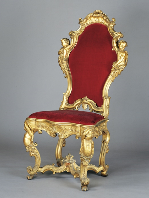 Chair (Pair), Venice c.1779