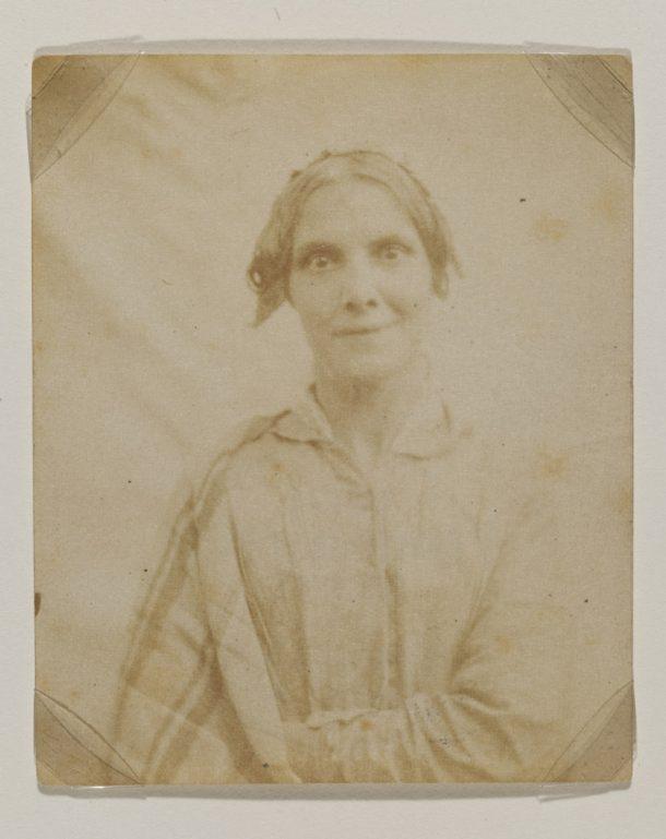Portrait of a patient, Surrey County Asylum (RPS. 2966-2017)