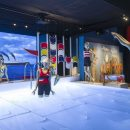 Ocean Liners: Speed and Style installation: 'The Pool'